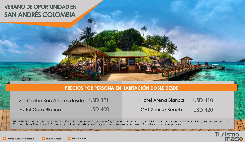 Verano de Oportunidad en San Andrés