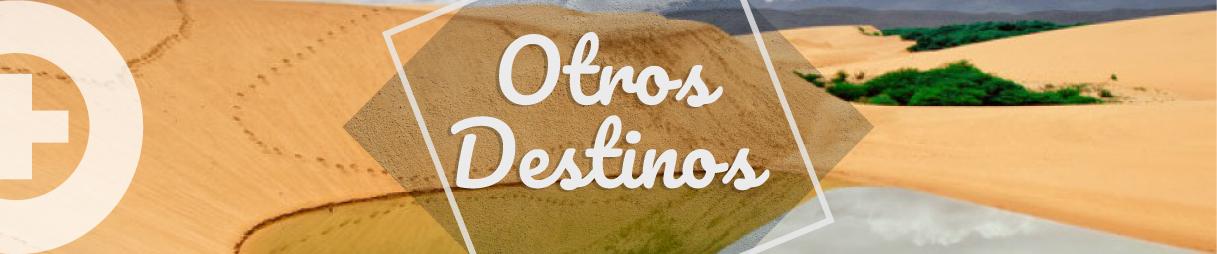 otros destinos