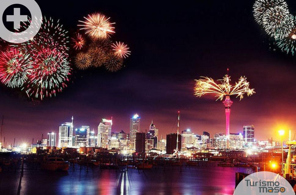 Nueva Zelanda año nuevo