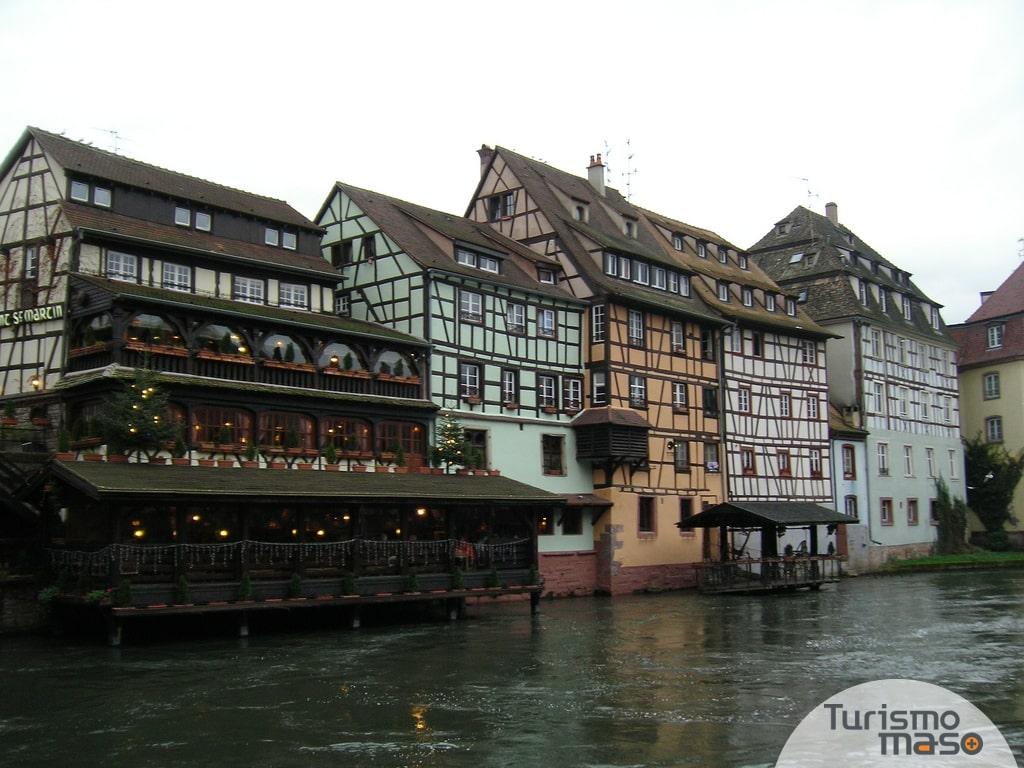 Los Canales de Strasbourg