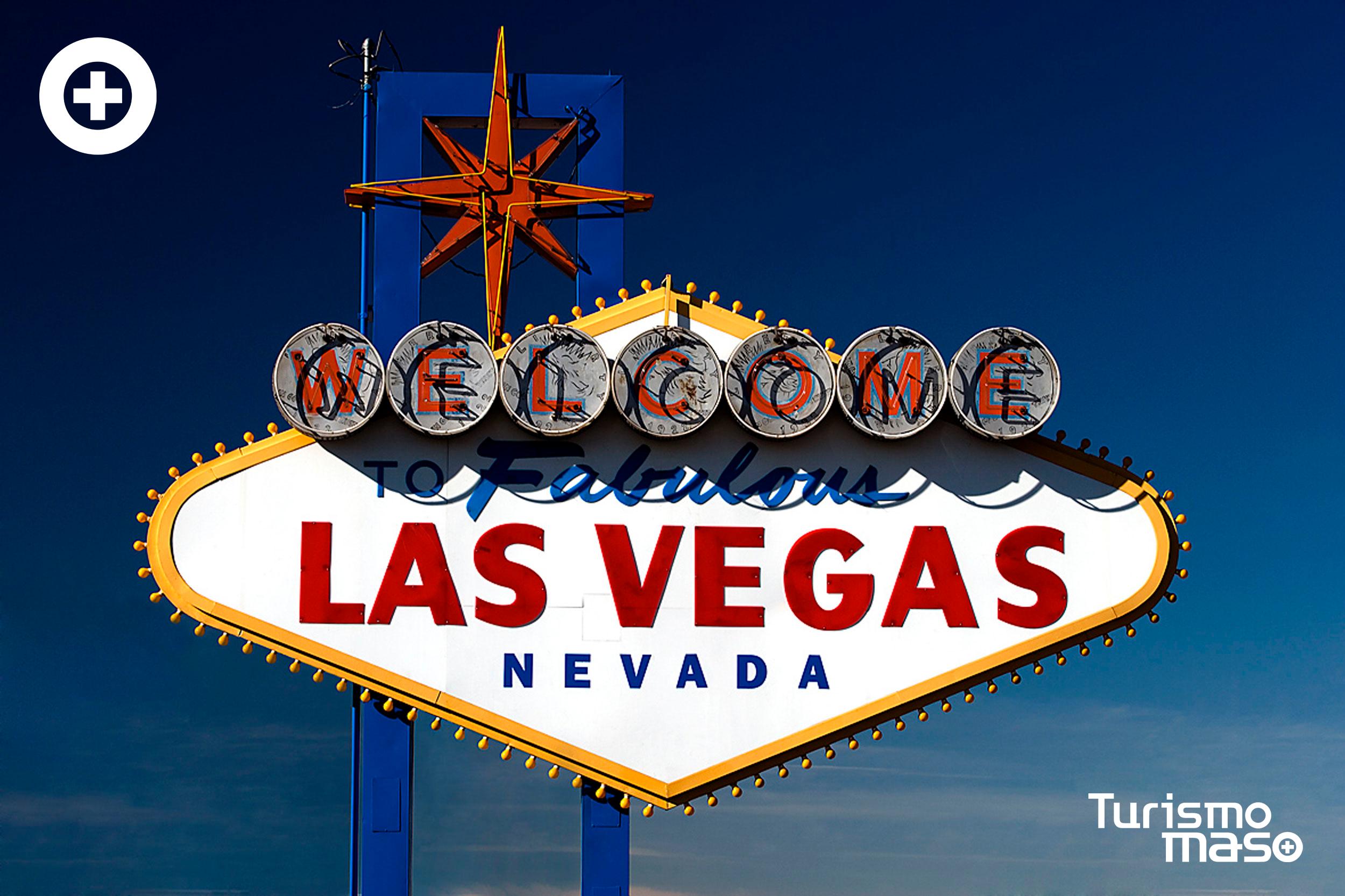Las Vegas con Turismo Maso