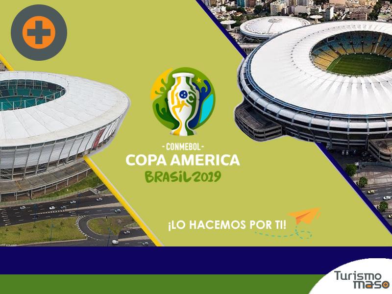 Turismo Maso y Copa América